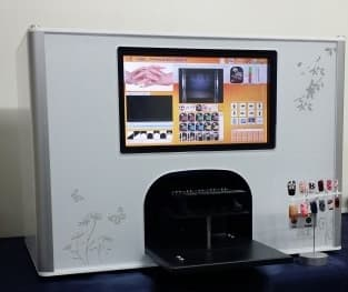 Auto nail art system from nailme co ltd b2b marketplace portal auto nail art system prinsesfo Gallery