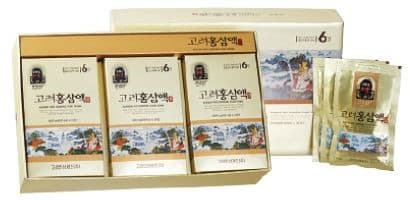 Korea Red Ginseng Pure Drink