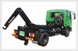 Garbage Truck-5Ton Arm Roll Truck