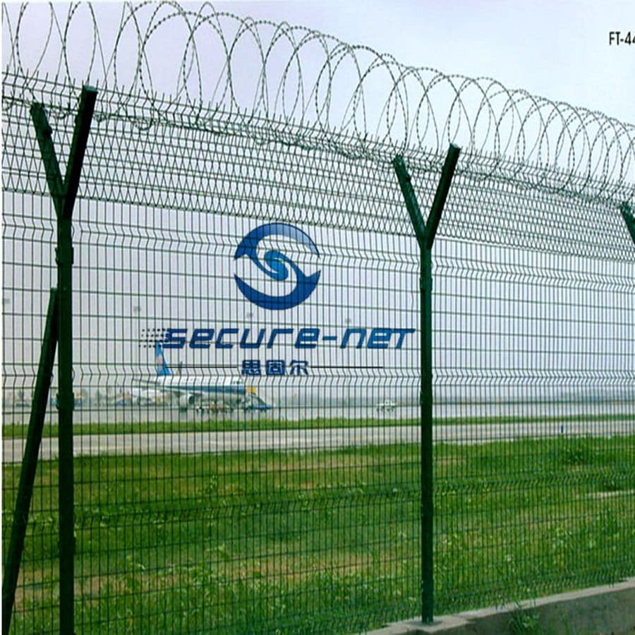 zinc coating wire mesh fence from Hebei SECURE NET Fence Facility Co ...