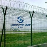 zinc coating wire mesh fence