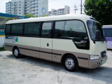 used 25 seats bus