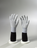 Carbon ESD Non Coated Gloves