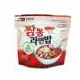 Seafood Instant Noodle Rice