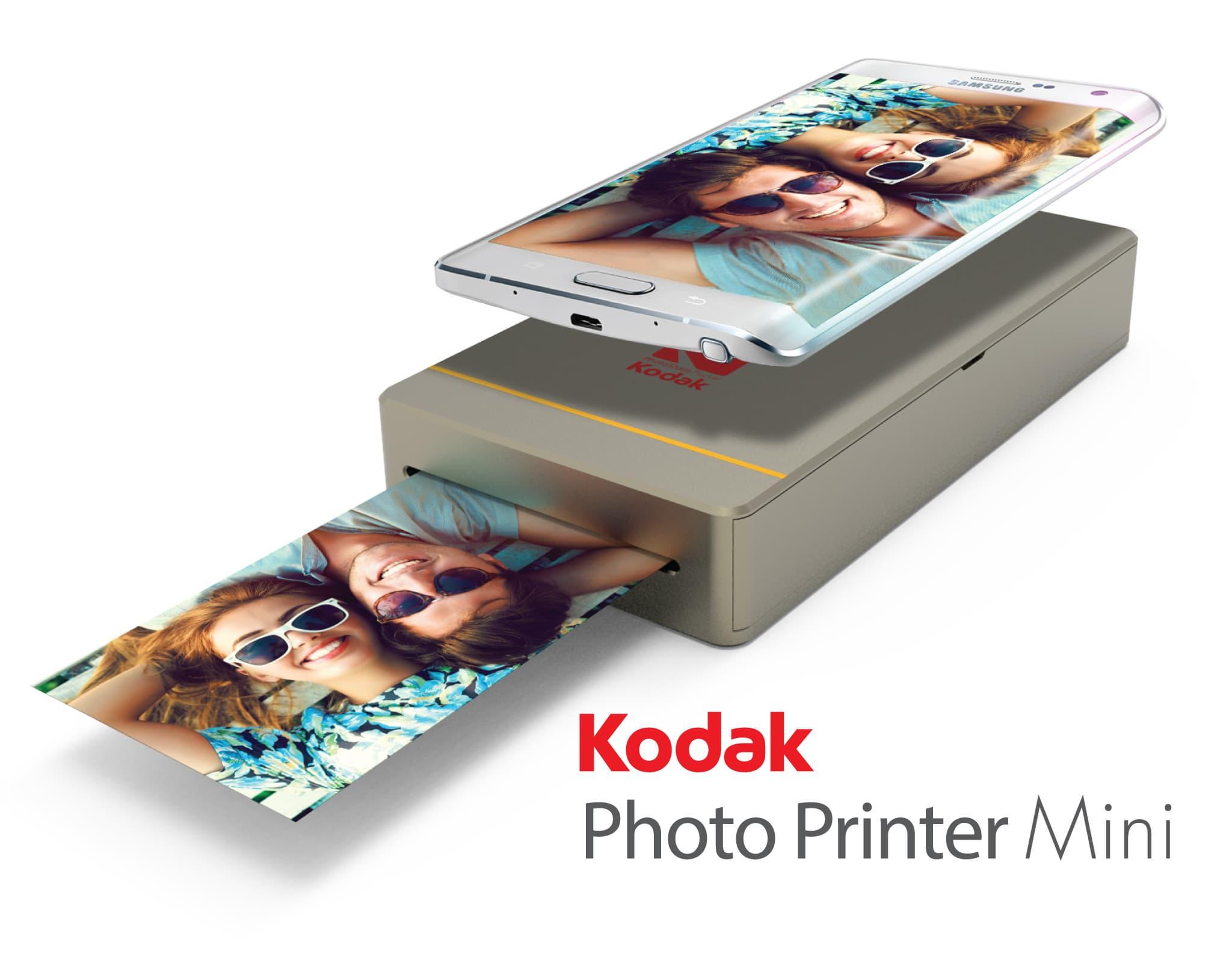 how to connect a kodak wireless printer