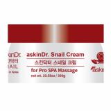 askinDr_ Snail Moisture Cream 300g Large Volume