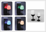LED Mood Stand(Black Touch Wine & Mini Wine)