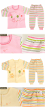 _baby fairy_ keeping warm long sleeves pajama set