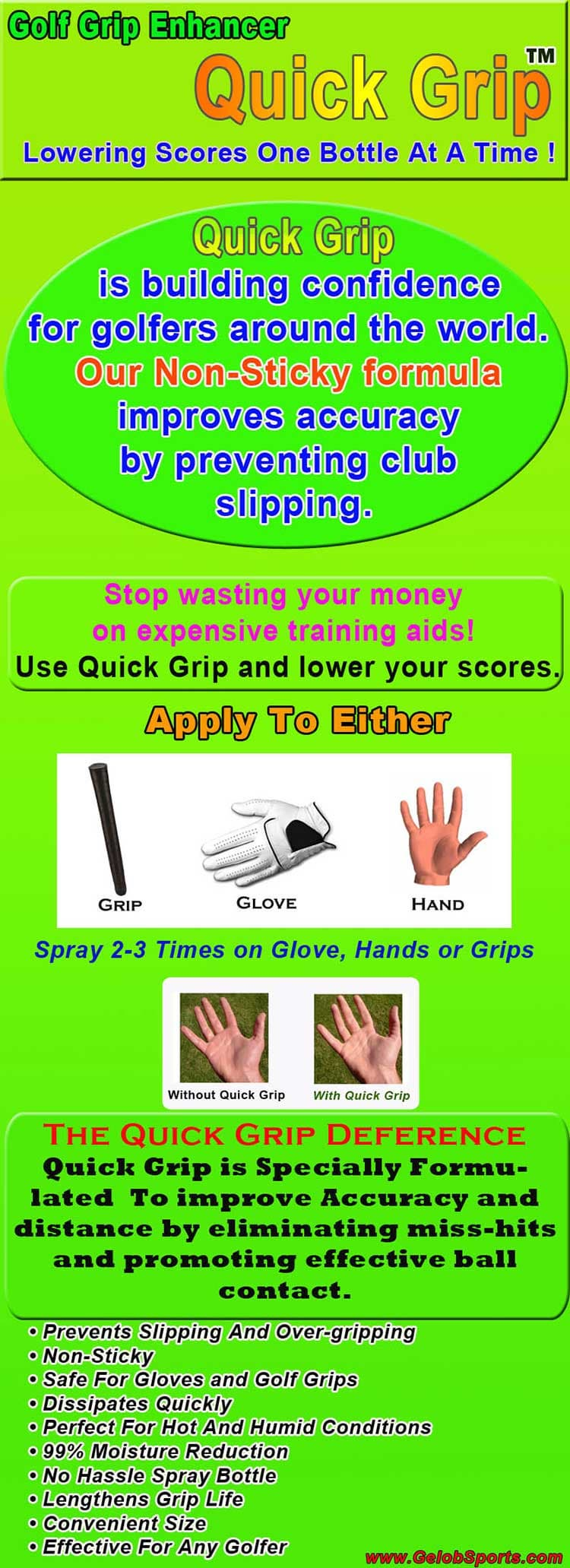 Badminton Grip enhancer