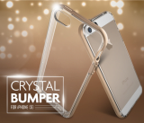 iPhone SE _ Crystal Bumper _ mobile phone case