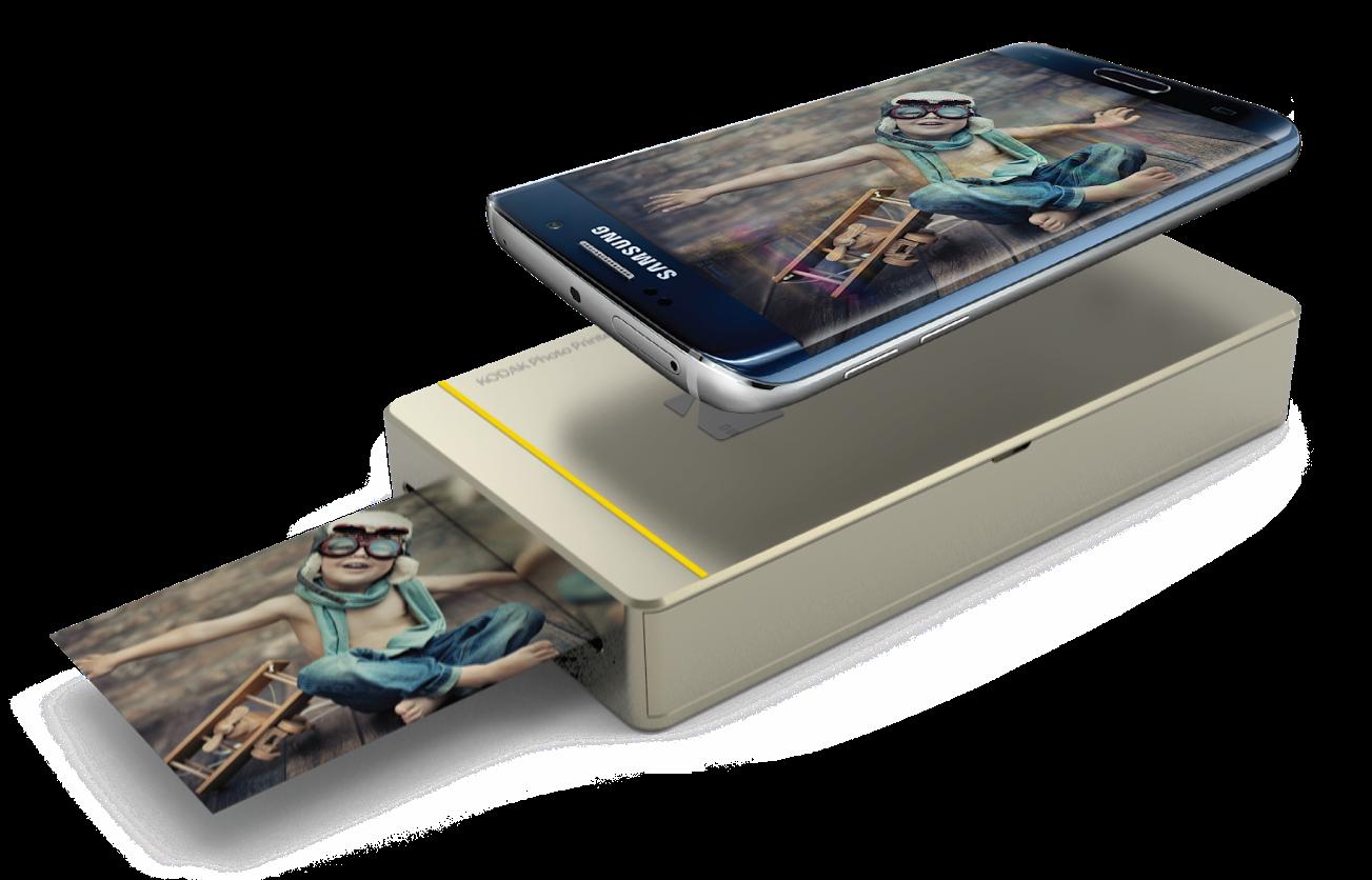 Kodak Photo Printer Mini Pm210 Portable Wireless Mini
