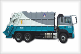 Garbage Truck-11Ton Press Packer