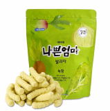 BEBECOOK WISE MOM RICE SNACK VEGGIE FLAVOR