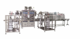 Dual Head High Speed Automatic Shrink Sleeve Labeling Machin