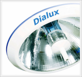 Dialux Operating Light