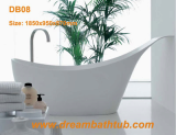 Stone composite bathtub