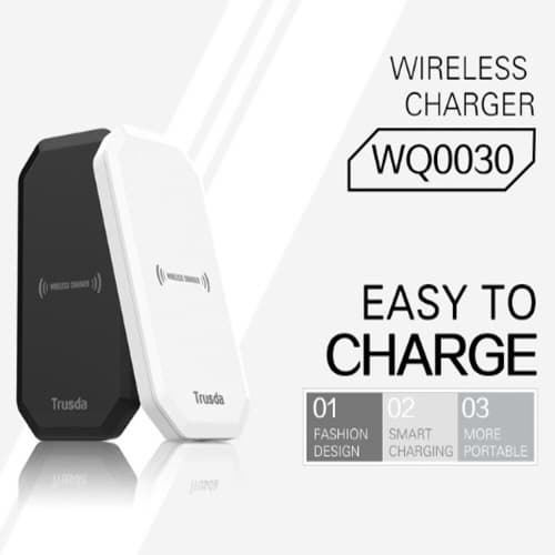 Trusda_ Wieless Charger_ Mobile phone accessories_ T_WQ_0030