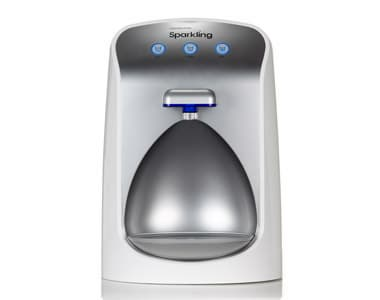 Carbonated POU water cooler for High_level Sparkling_ YP_H5C