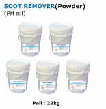 SOOT REMOVER Removal soot and fire side scale_powder_