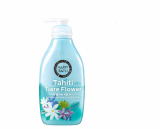 _HAPPY BATH_ Tahiti Tiare Flower Perfume Body Wash
