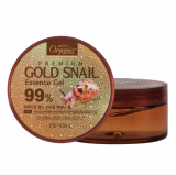 White Organia Premium Gold Snail 99_ Essence Gel