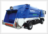 Garbage Truck-5Ton Clean Packer