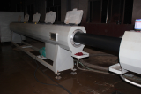 High Speed HDPE gas and water pipe extrusion line