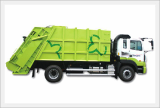 Garbage Truck-8.5Ton Press Packer