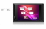 Touch Screen Advertising Player KT1016WPT (10inch)