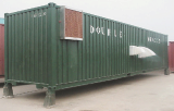 Movable Pig Nursery Container (pig housing)