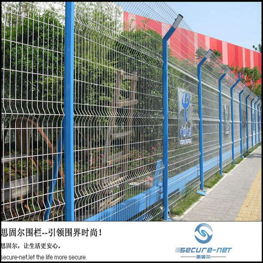 anti corrosion wire mesh fence