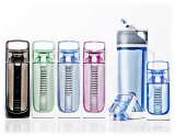 Mineral Filter Bottle Alkaline Water Ionizer