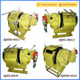 10 ton air type wire rope winch