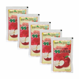 Singsing natural apple juice Korean apple 100_ 1box 50piece