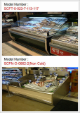 Fish Display-SCFT-0-023-7-113-117, SCFN-O-0662-2(Non Cold)