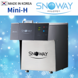 _Korea Bingsu machine_ SNOWAY Snow Flake Ice Machine_MINI_H_