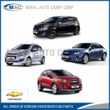 Spare Parts for GM Korea Cars - Miral Auto Camp