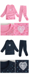 _garden_ 20_s flice long sleeves pajama set
