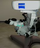 Carl Zeiss Visu 200 S8 Ophthalmic Microscope