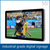 55 inch large apple shape digital monitor