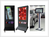 LCD Plus LED Sign