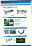 Part of Gas Turbine