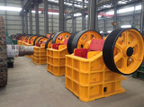 High Efficient Bauxite Mable Granite Ore Crusher Machine