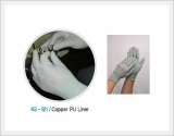 ESD Copper Gloves