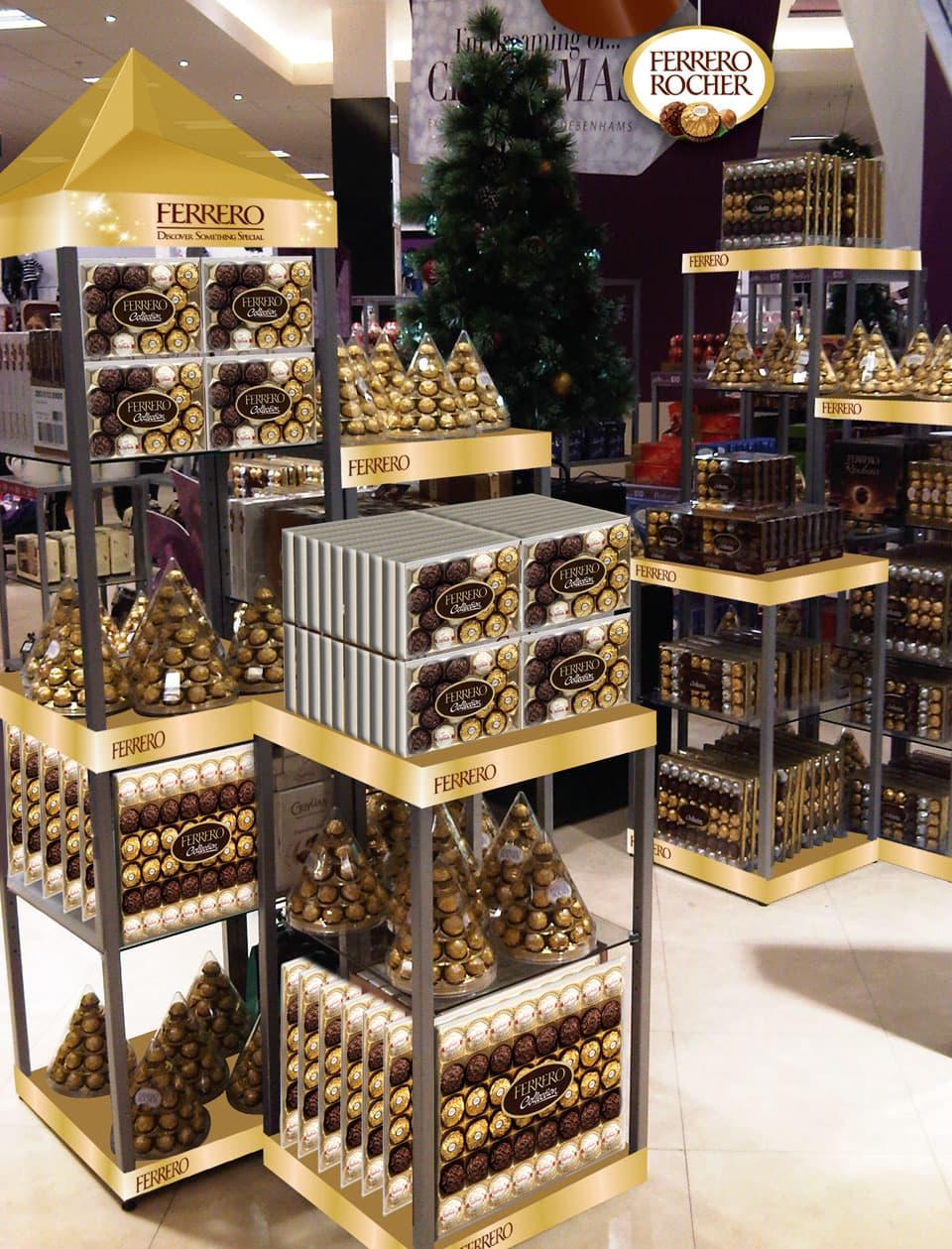 Ferrero Rocher Tradekorea