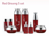 KOREAN AMICELL  RED GINSENG SKIN CARE 5 SET