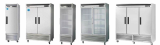Bottom Mount Upright Refrigerator and Freezer