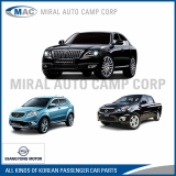 Spare Parts for Ssangyong Cars - Miral Auto Camp