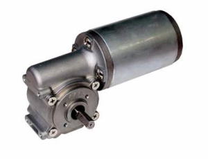 Dc Worm Geared Motor 50w For Automatic Sliding Door From
