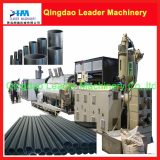 LSG90_33 HDPE insulation_ gas and water pipe making machine